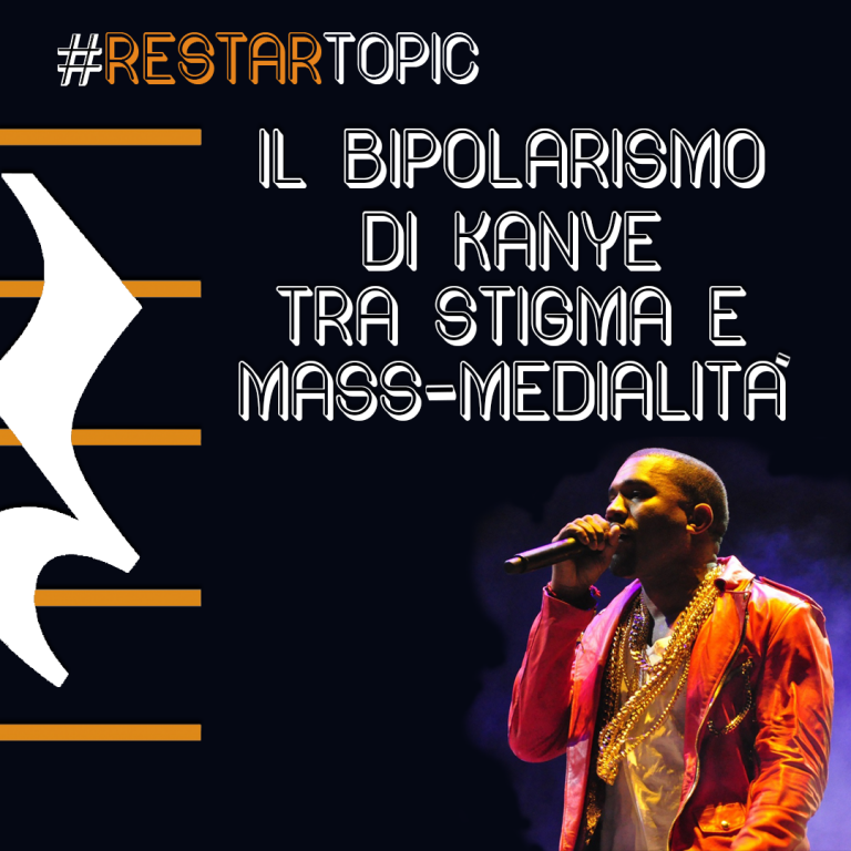Il bipolarismo di Kanye West tra stigma e mass-medialità
